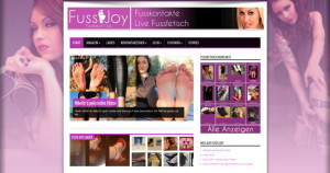 Fussjoy